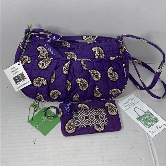 Vera Bradley Handbags - NWT Really Cute Set Small Vera Bradley Shoulder